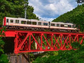 和歌山・高野山森林鉄道跡ハイキングで鉄橋めぐりを楽しもう!