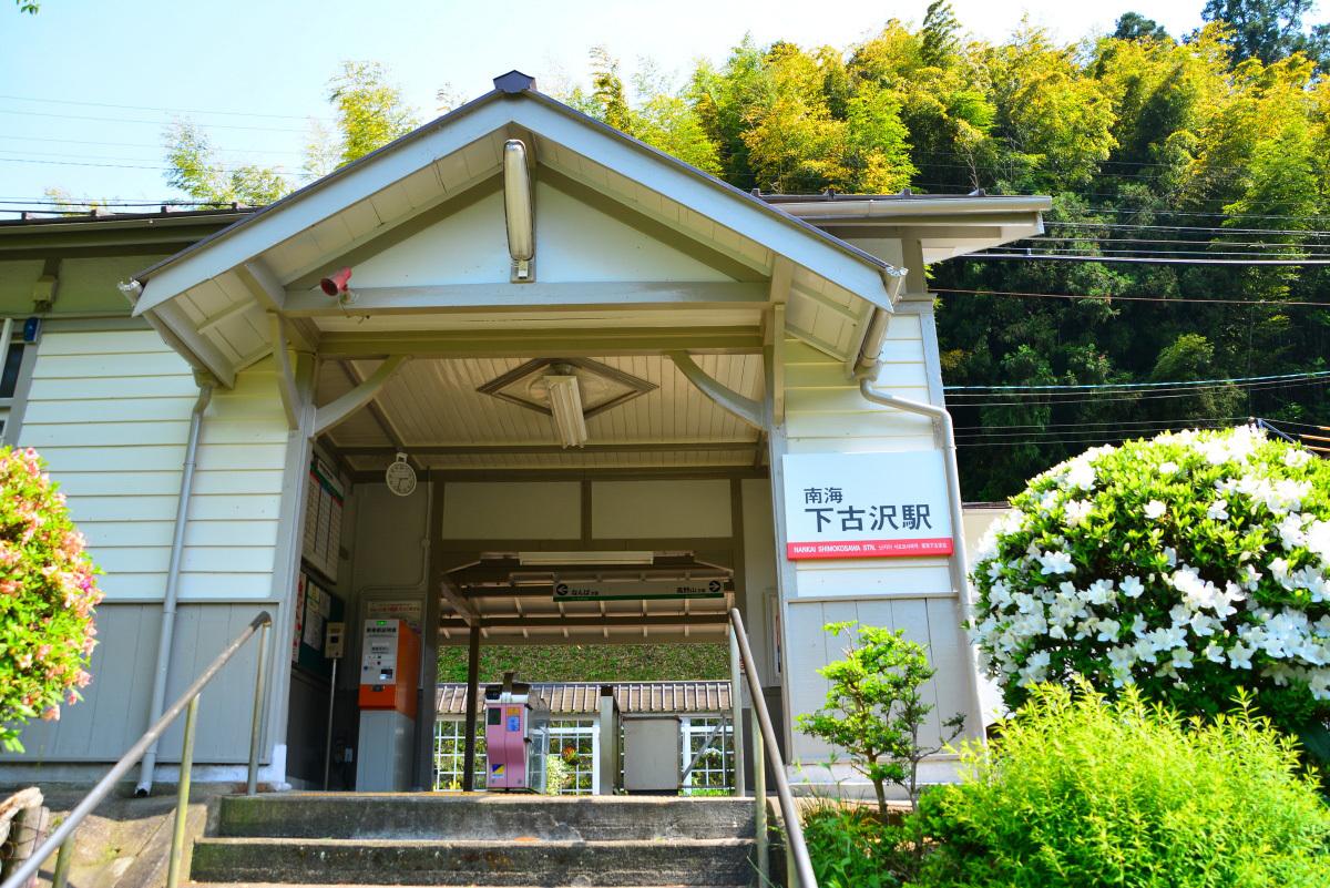 日本の鉄道橋で貴重なトレッスル橋の「中古沢橋梁」