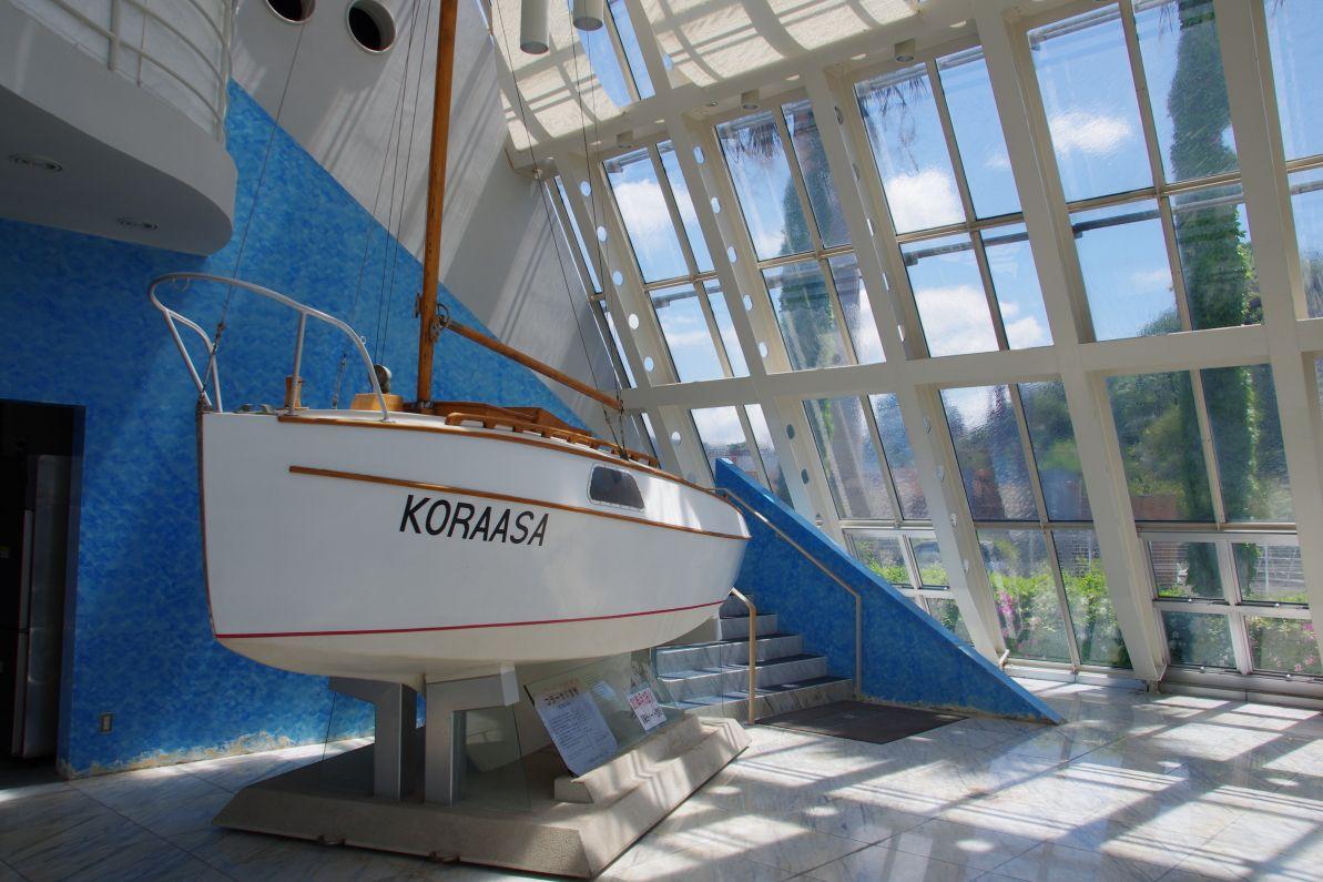 はじめに「淡輪ヨットハーバー」で海の冒険の匂いを感じよう