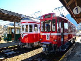 岐阜「旧名鉄美濃駅」へ懐かしい路面電車に会いに行こう!