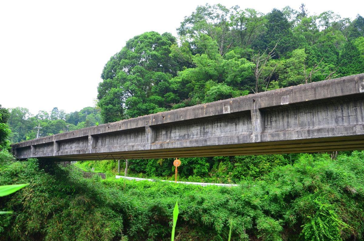 鉄道ファン必見の「第一大戸川橋梁」