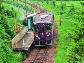 レトロな駅や田んぼアートをめぐる!滋賀・信楽高原鐵道の旅