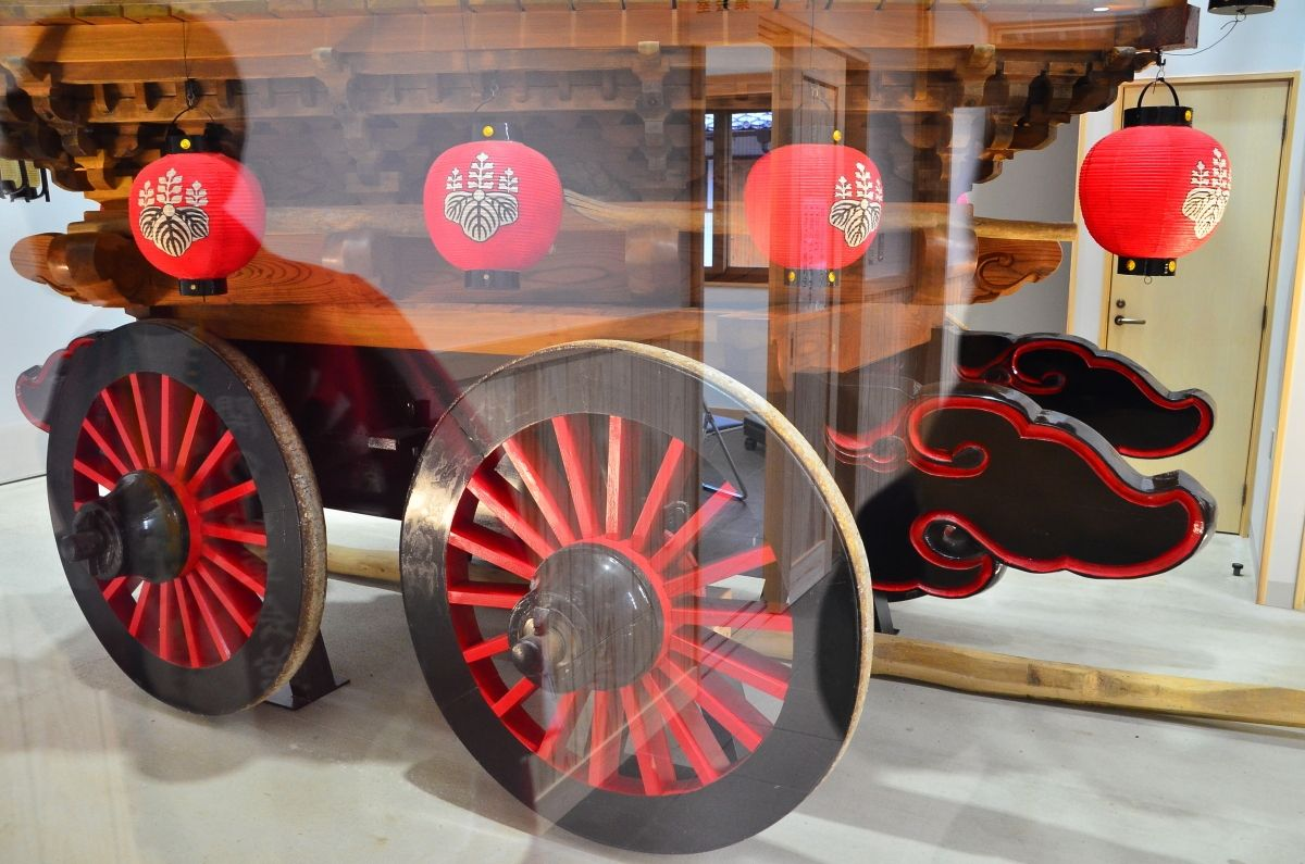 「関宿祇園夏祭り」を紹介するシアターも必見