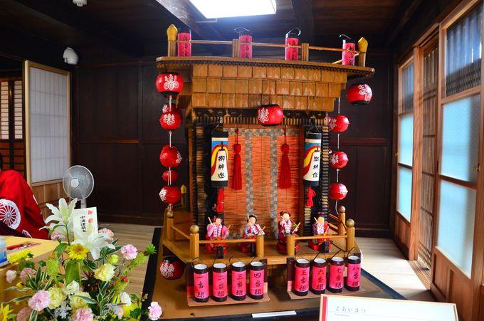 関宿の新たな観光名所「関の山車(やま)会館」とは