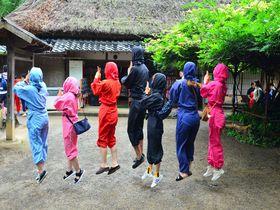 滋賀「甲賀の里 忍術村」で甲賀忍者の魅力に触れよう!