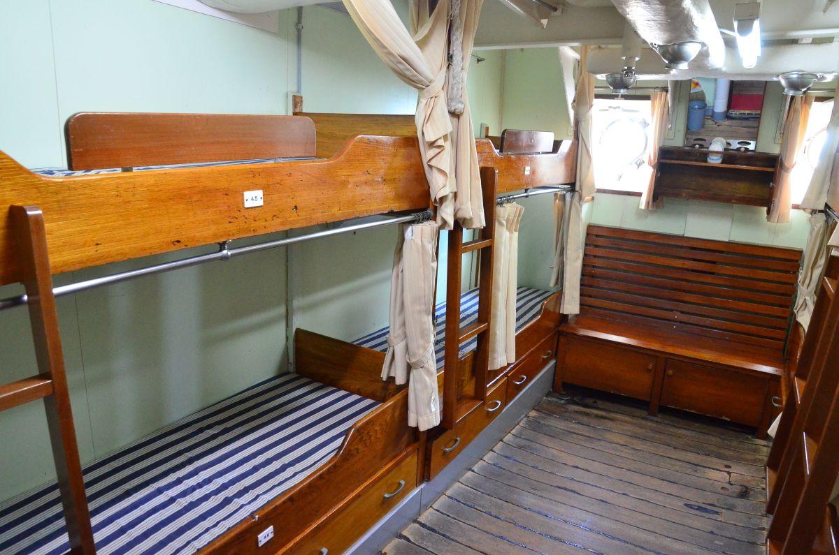 帆船海王丸では現在でも「海洋教室」を開催中