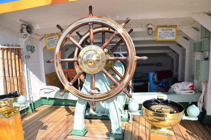 鳴らしてみよう 幸せの鐘「海王丸タイムベル」