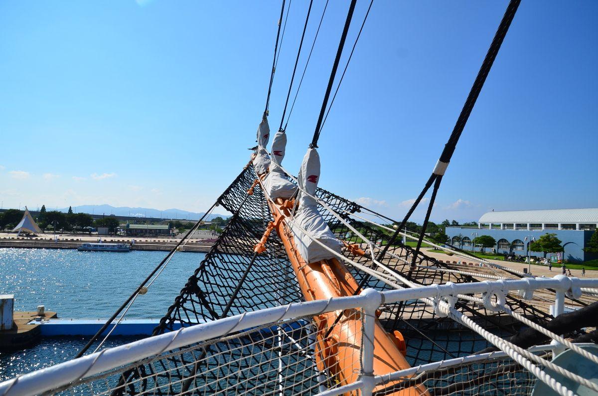 海のロマンを感じる船内の探検に出かけよう