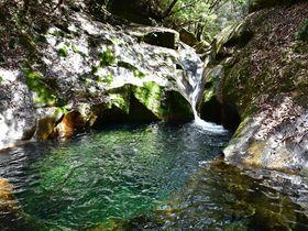 奈良・水の聖地!宇陀「深谷龍鎮渓谷」は清冽なパワースポット