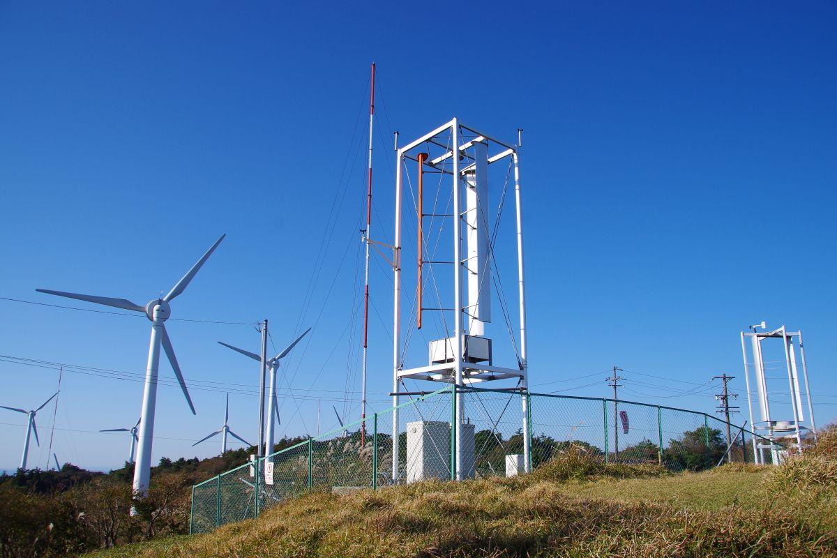 それぞれの風車の違いを見比べてみよう