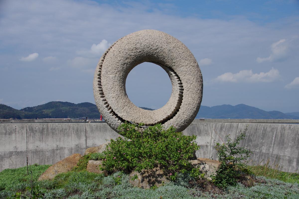 """岡山・笠岡諸島""""石材の島""""「北木島」自転車日帰りモデルコース"""
