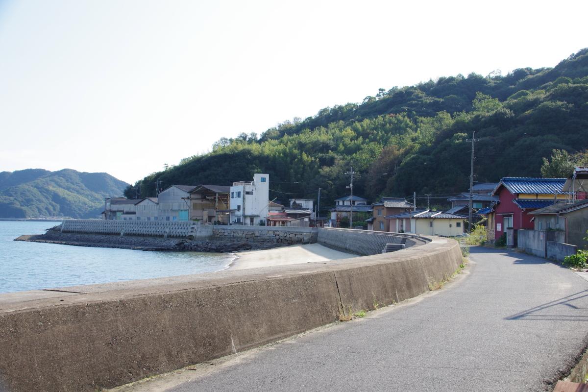 14:00〜15:00:北木島の東海岸のサイクリングを楽しもう