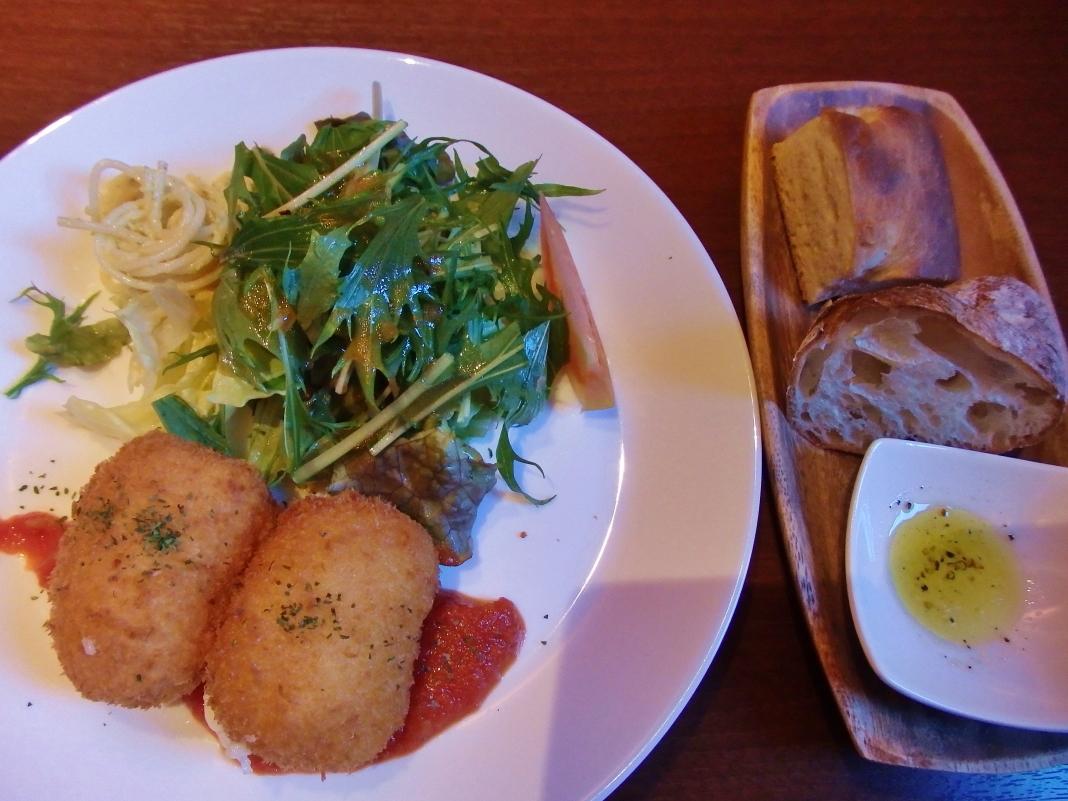 オシャレな和モダンな洋食屋さん「キッチンラグー」