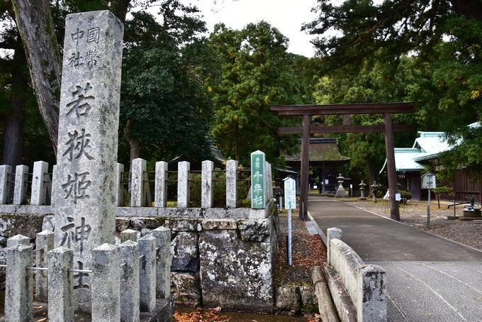 6.若狭姫神社/小浜市