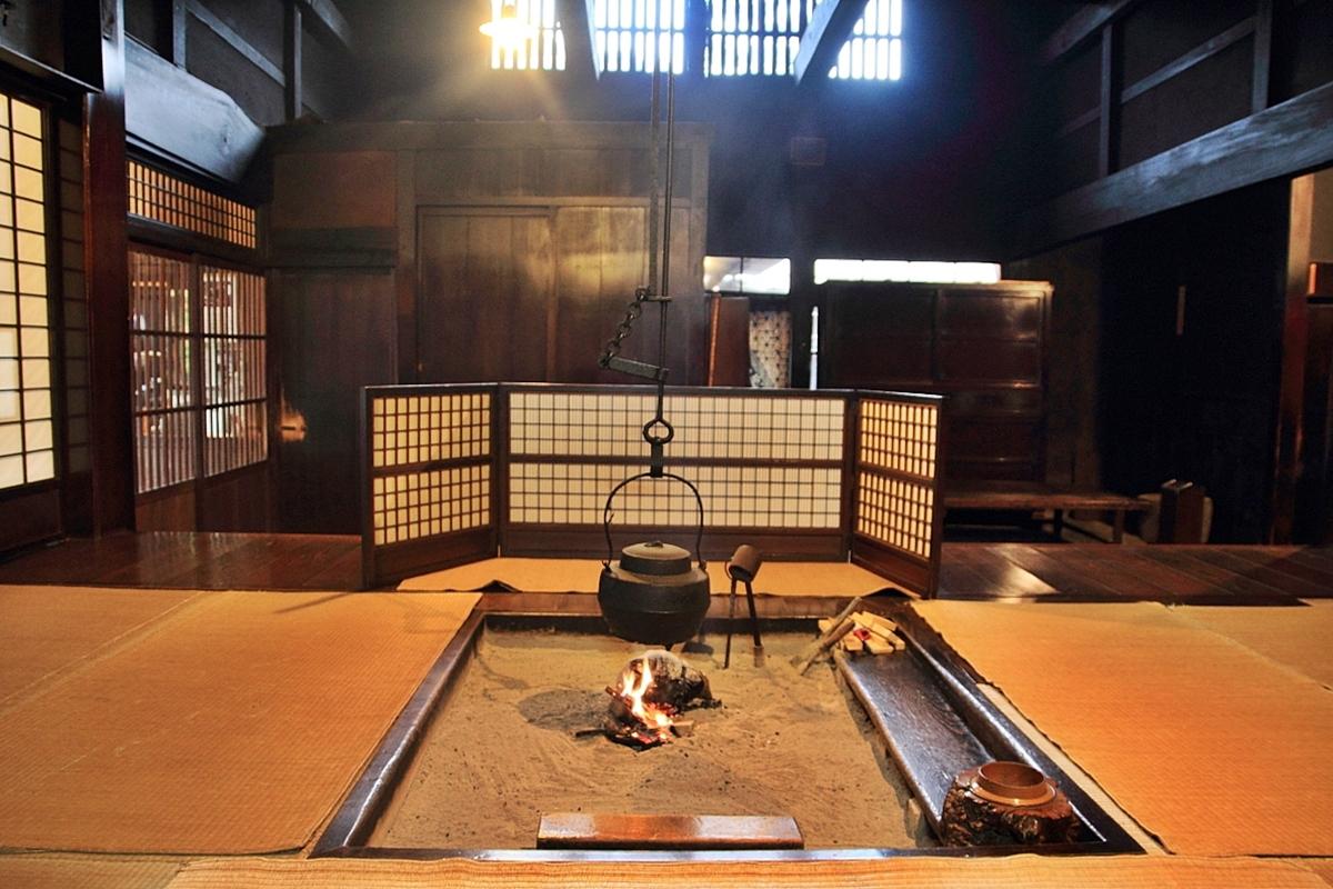 「南木曽町博物館」の妻籠宿本陣・脇本陣奥谷・歴史資料館
