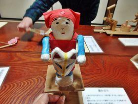 「奈良町からくりおもちゃ館」で昔のからくりおもちゃで遊ぼう