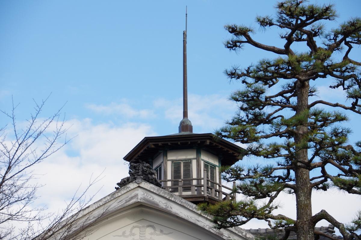 三重県で最も古い小学校校舎「旧小田小学校本館」