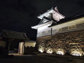 古都・金沢ライトアップで夜の金沢の灯り散策を楽しもう