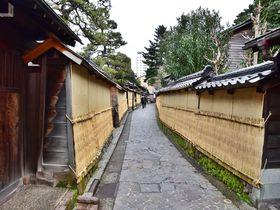金沢・土塀のまち「長町武家屋敷跡」散策!スイーツとカフェめぐりも