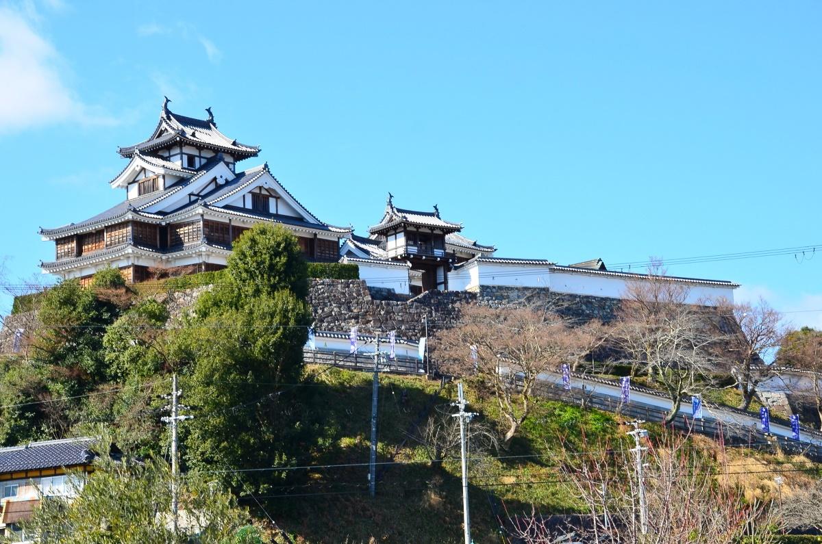 福知山城のビューポイントをご紹介