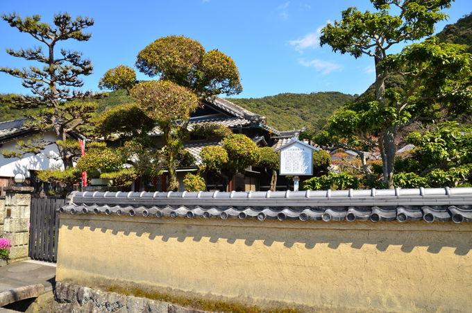 紀州街道「山中宿」を歩いてみよう