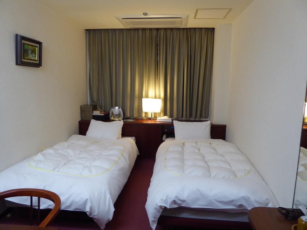 錦帯橋温泉のランドマーク「岩国国際観光ホテル」