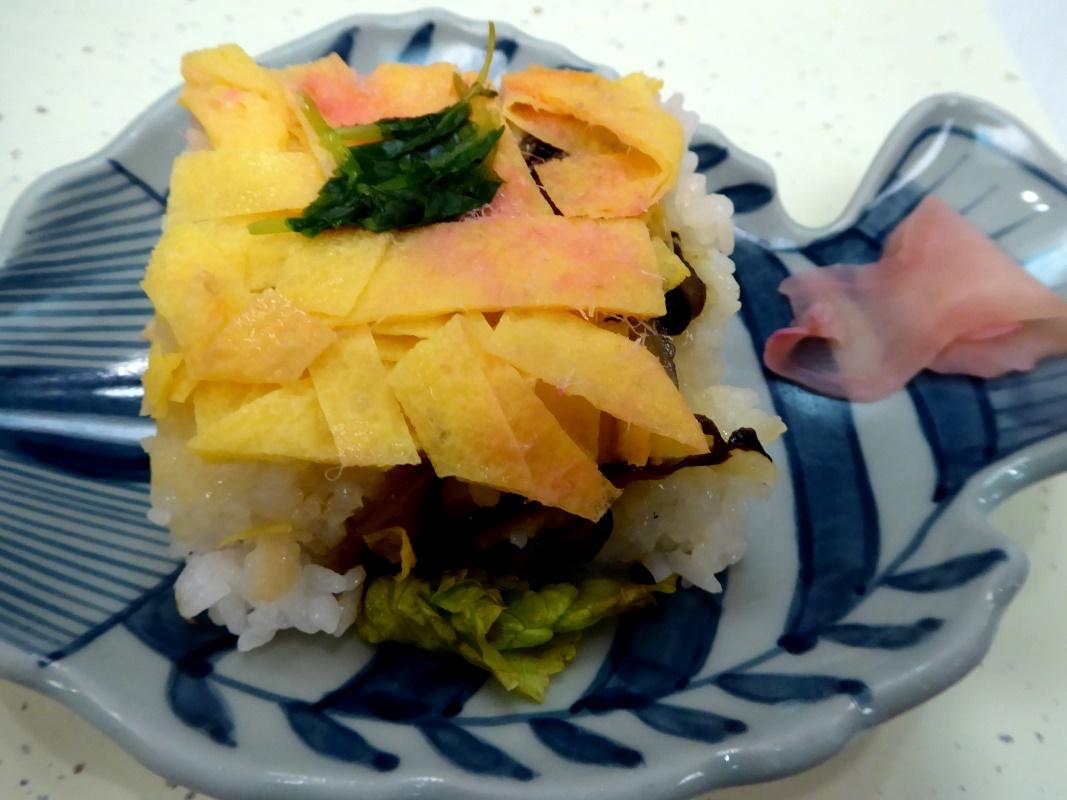 岩国の郷土料理「大平」と「岩国寿司」とは