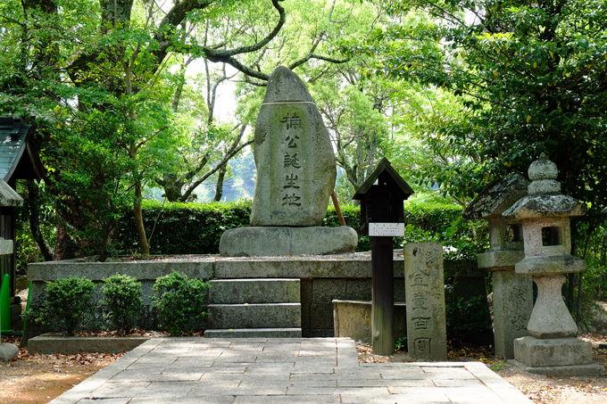 千早赤阪村は南北朝時代のヒーロー「楠木正成」の出身地