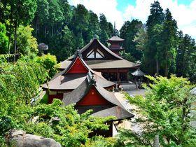 石段の先に待つ絶景!滋賀「長命寺」で延命長寿と諸願成就を祈願