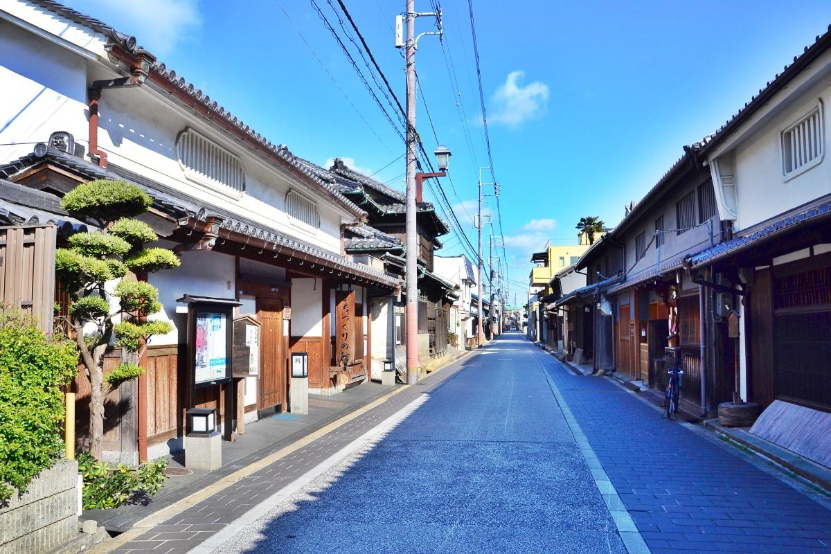 幕末に吉田松陰も訪れた「紀州街道」