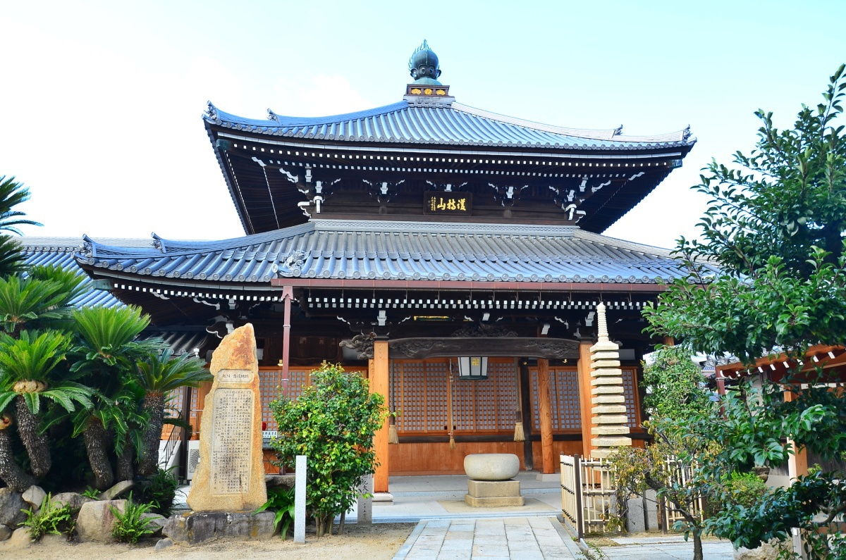 蛸を断って願掛け!日本最大級の地蔵堂「蛸地蔵天性寺」