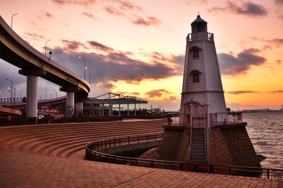 大阪府「堺旧港・大浜公園」はかつての関西有数のレジャースポット