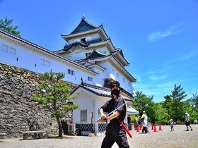 お城の動物園におもてなし忍者も!「和歌山城」を探検しよう