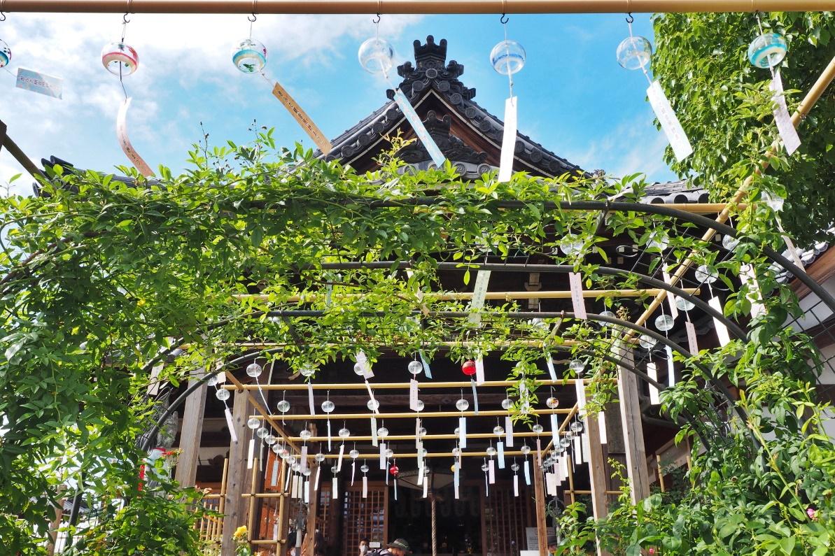 奈良・橿原「おふさ観音風鈴まつり」は大和の夏の風物詩!