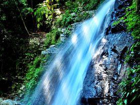 奈良・川上村「蜻蛉の滝」は大和朝廷・雄略天皇ゆかりの地
