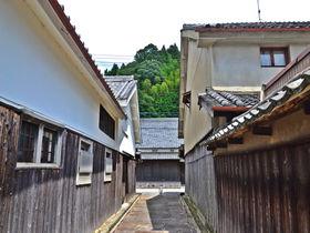 奈良「宇陀松山」で旧城下町に残る重厚な町家をめぐろう!