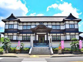 「旧和歌山県議会議事堂」は日本最古の木造建築の県会議事堂