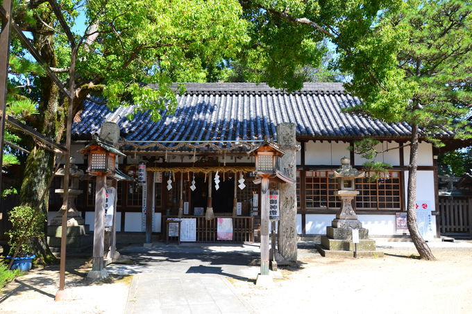 釣り愛好家のマストスポット「茅渟神社」とは