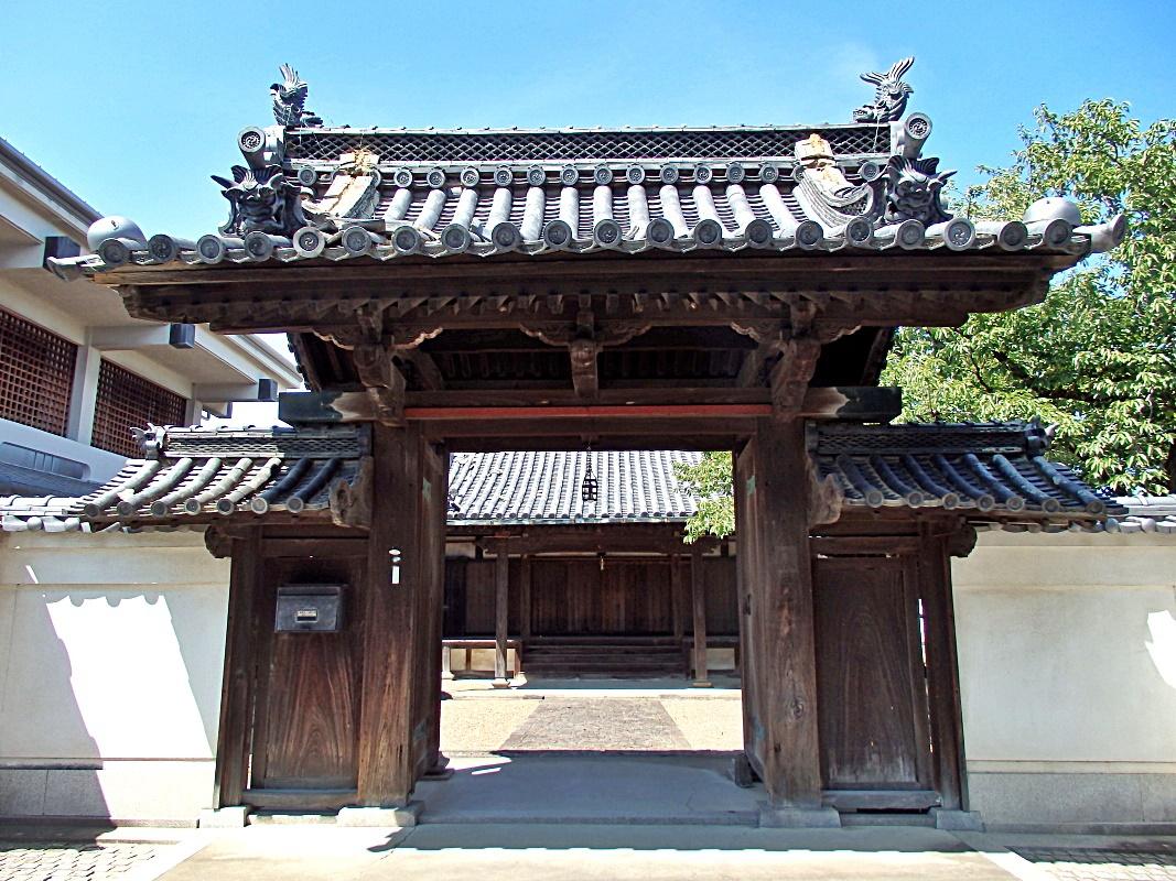 樽井の地名の由来となった「南泉寺」