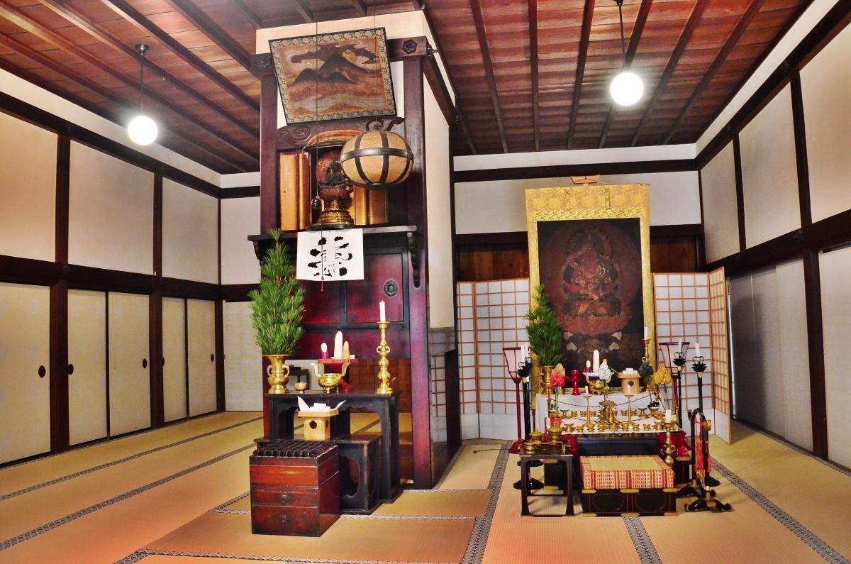 高野山第二世 真然大徳の「真然廟」もお参りしたい
