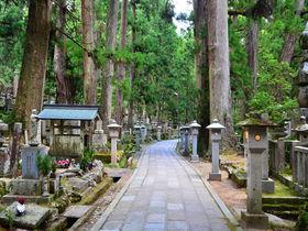 和歌山・高野山「奥之院」は今も弘法大師が人々を見守る聖地