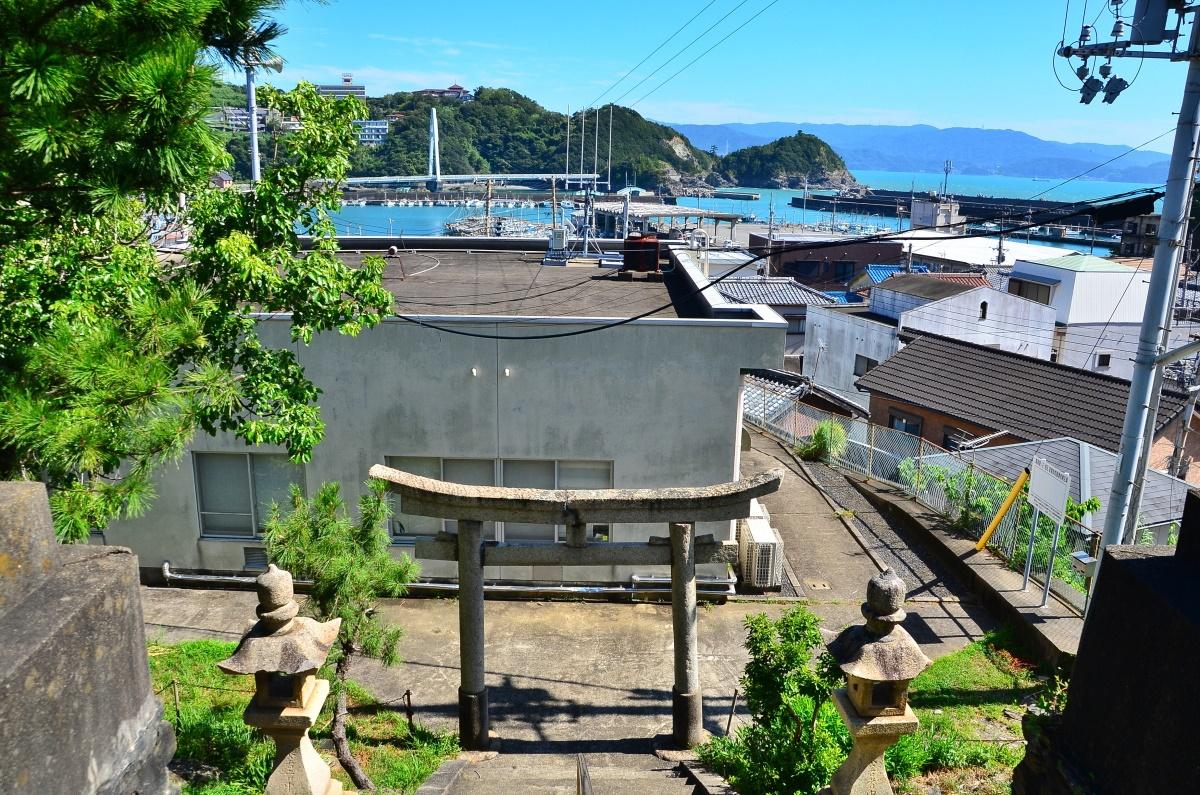 日本のアマルフィ・雑賀崎を歩いてみよう