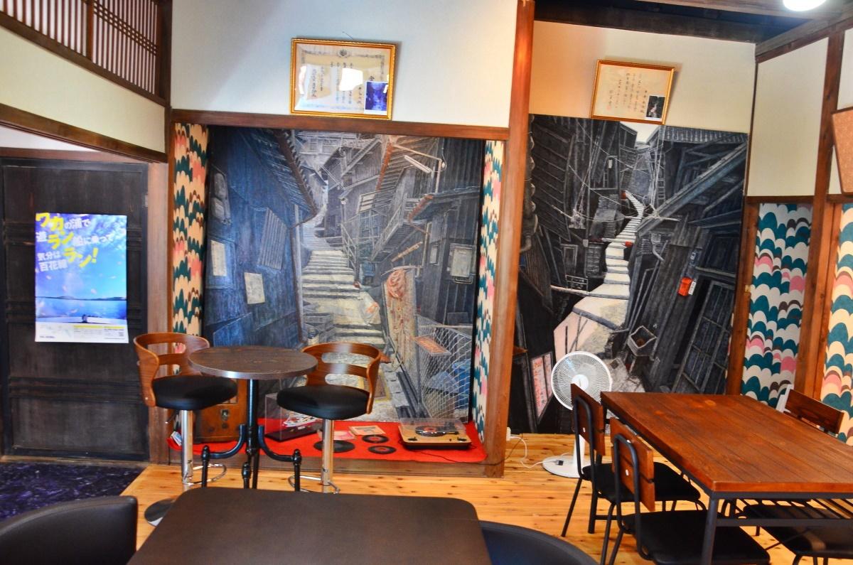 雑賀崎観光の休憩所として利用したい「休憩交流スペース」