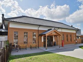 ならまちの新たな観光拠点!「京終駅舎カフェ ハテノミドリ」