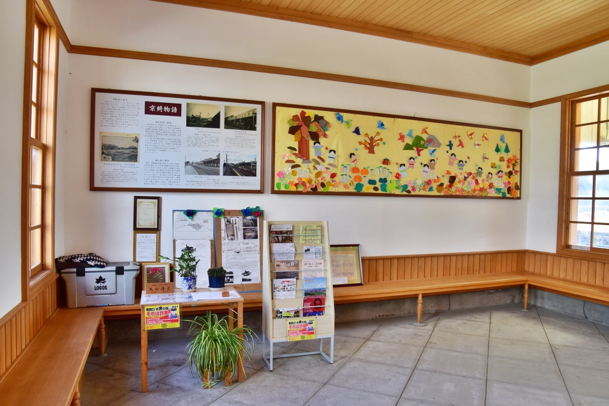 ならまち観光拠点「京終駅」はJR万葉まほろば線の難読駅
