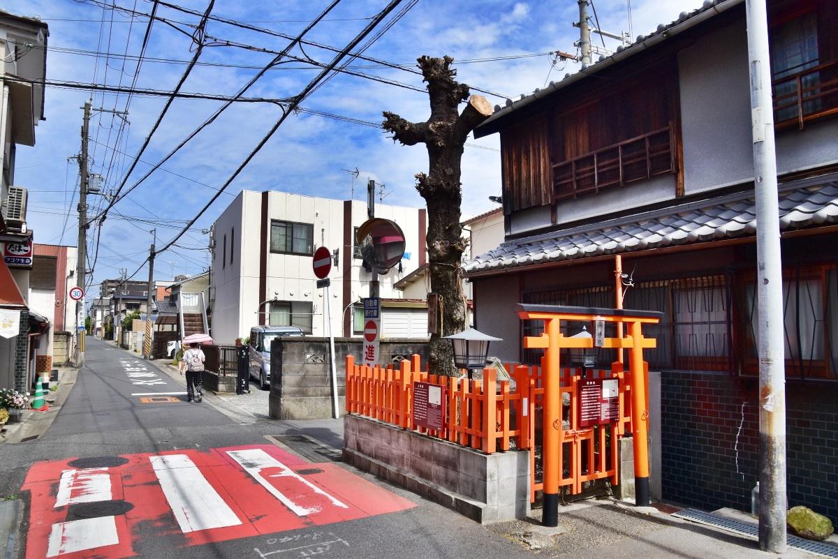 京終の歴史を見守ってきた京終地蔵院