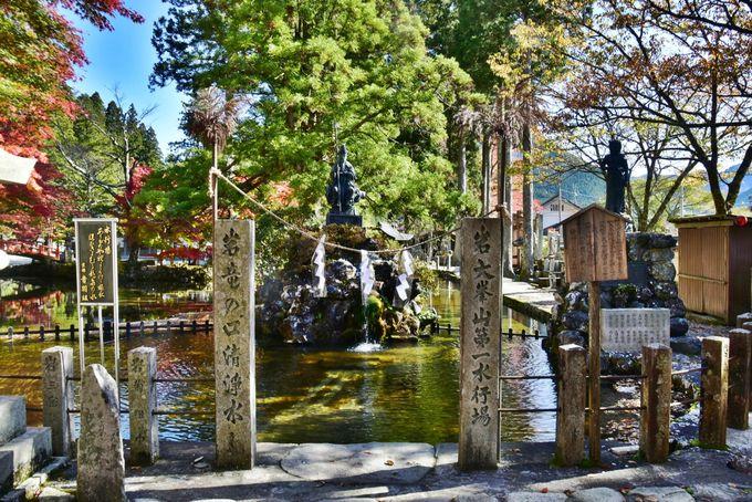 大峯山龍泉寺は「役行者」によって草創された名刹
