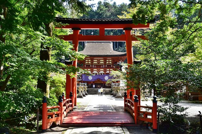 空海に高野山を授けた女神を祀る!和歌山「丹生都比売神社」