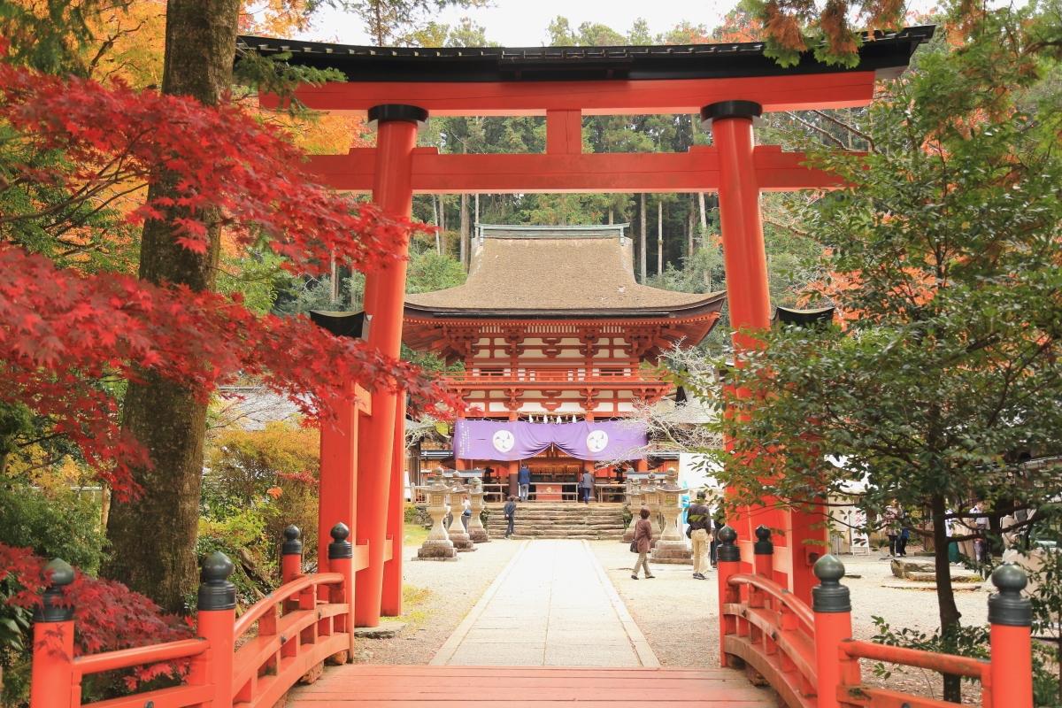 世界文化遺産「丹生都比売神社」にもお参りしたい