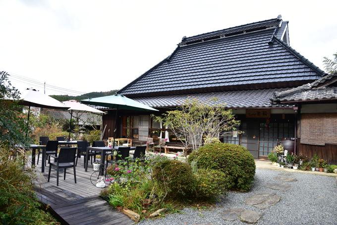 オーナーさんの苗字から命名された「天野和み処cafe客殿」